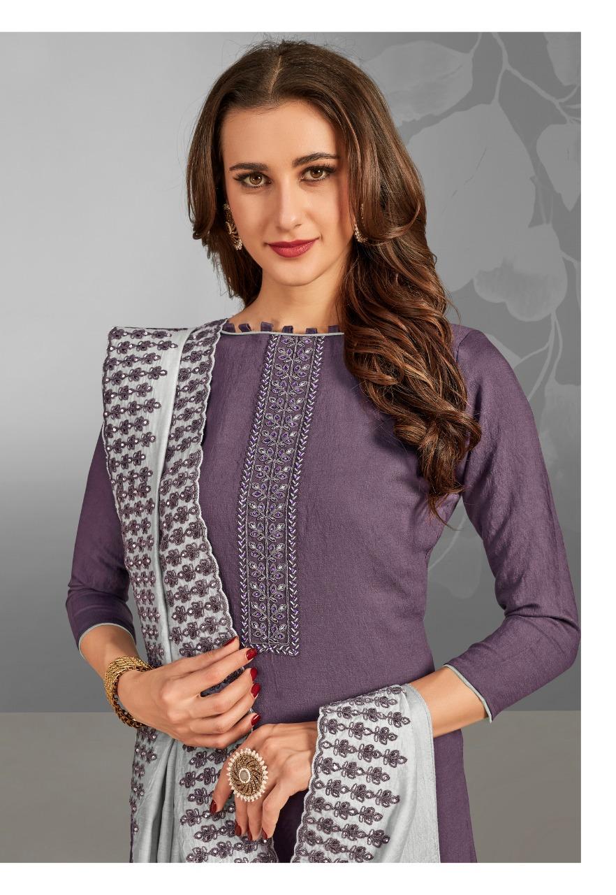 Brij Aiza Salwar Suit Wholesale Catalog 8 Pcs 9 - Brij Aiza Salwar Suit Wholesale Catalog 8 Pcs