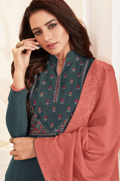 Brij Sofie Salwar Suit Wholesale Catalog 8 Pcs - Brij Sofie Salwar Suit Wholesale Catalog 8 Pcs