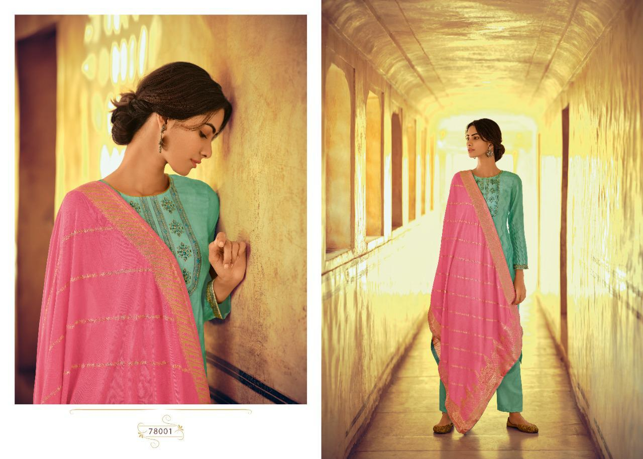Deepsy Ahana Vol 2 Pashmina Salwar Suit Wholesale Catalog 6 Pcs 1 - Deepsy Ahana Vol 2 Pashmina Salwar Suit Wholesale Catalog 6 Pcs
