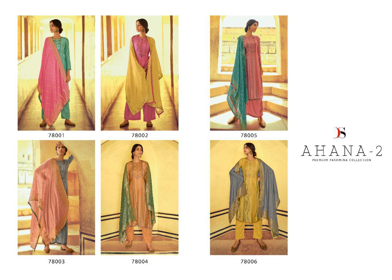 Deepsy Ahana Vol 2 Pashmina Salwar Suit Wholesale Catalog 6 Pcs 12 - Deepsy Ahana Vol 2 Pashmina Salwar Suit Wholesale Catalog 6 Pcs