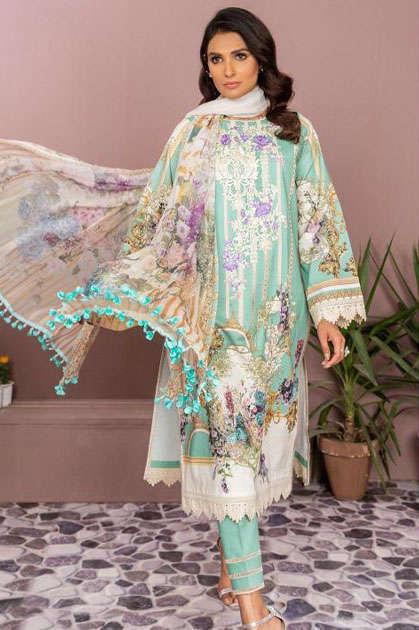 Deepsy Firdous Vol 9 Pashmina Salwar Suit Wholesale Catalog 6 Pcs