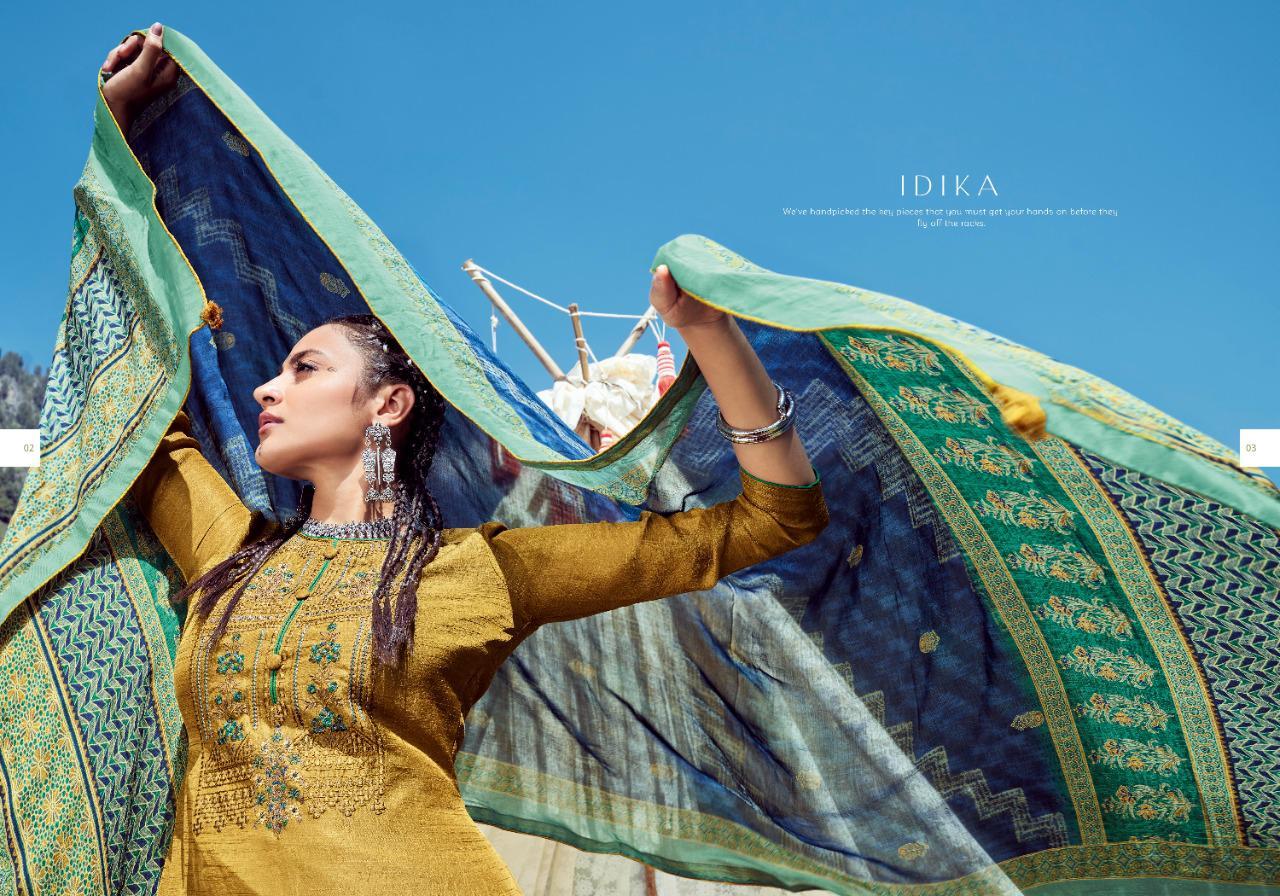 Deepsy Idika Salwar Suit Wholesale Catalog 6 Pcs 12 - Deepsy Idika Salwar Suit Wholesale Catalog 6 Pcs