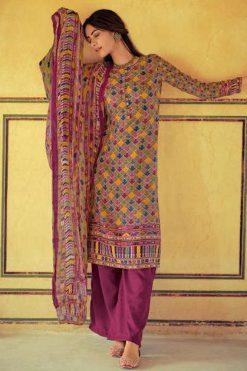 Deepsy Imorzia Pashmina Salwar Suit Wholesale Catalog 6 Pcs