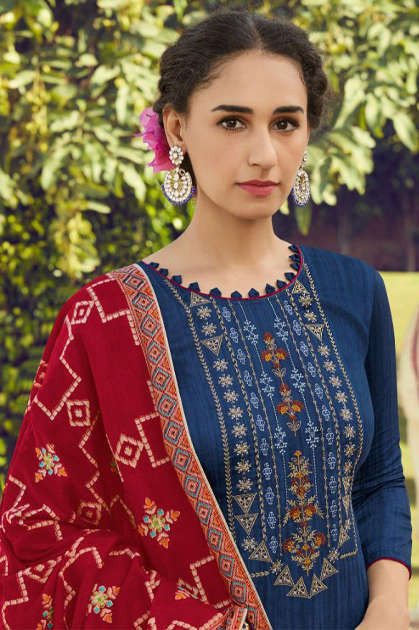 Deepsy Panghat Vol 10 Pashmina Salwar Suit Wholesale Catalog 8 Pcs