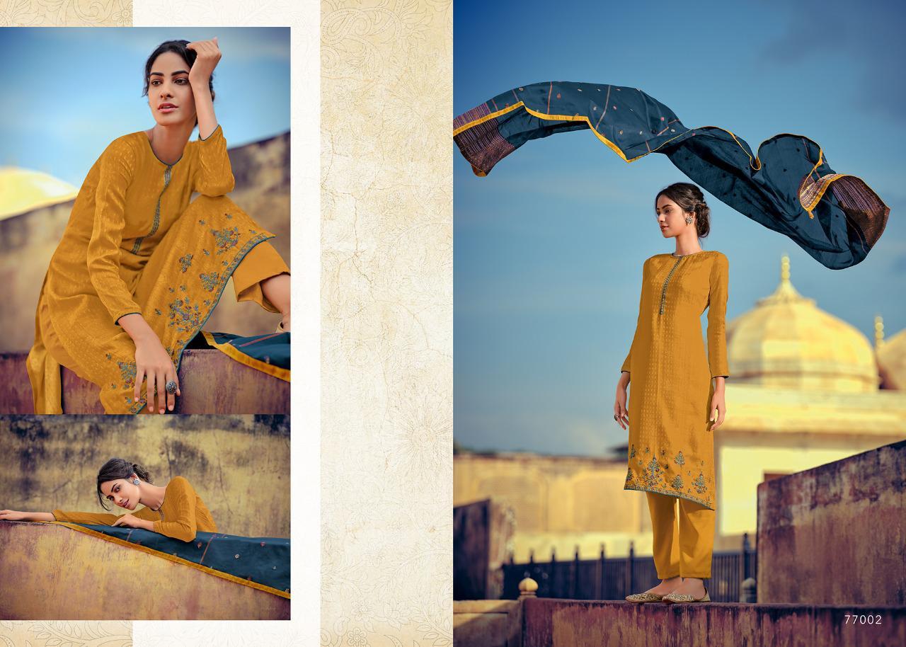 Deepsy Zariah Pashmina Salwar Suit Wholesale Catalog 6 Pcs 2 - Deepsy Zariah Pashmina Salwar Suit Wholesale Catalog 6 Pcs