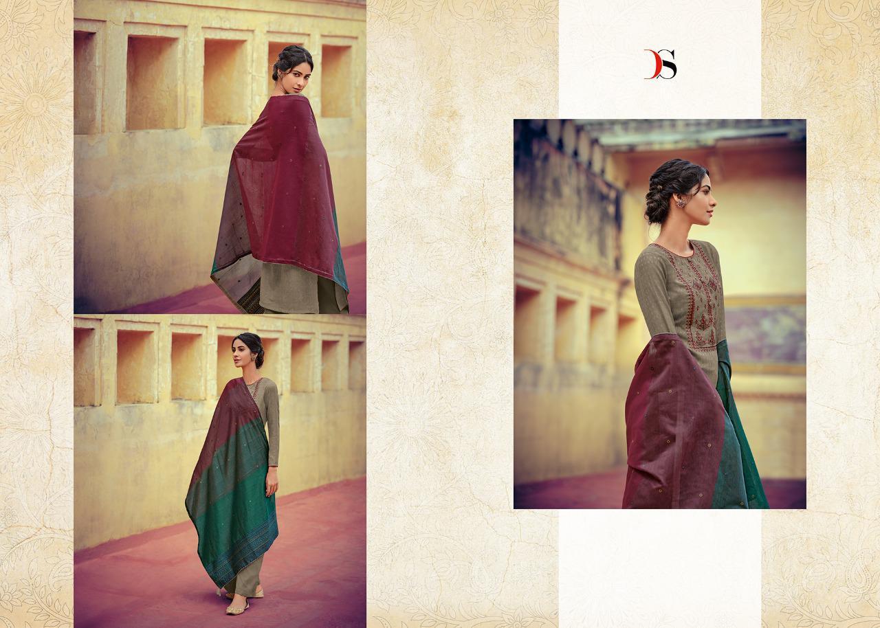 Deepsy Zariah Pashmina Salwar Suit Wholesale Catalog 6 Pcs 3 - Deepsy Zariah Pashmina Salwar Suit Wholesale Catalog 6 Pcs
