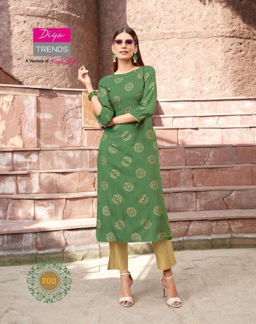 Diya Trends Gardencity Vol 7 by Kajal Style Kurti Wholesale Catalog 20 Pcs 11 510x646 - Diya Trends Gardencity Vol 7 by Kajal Style Kurti Wholesale Catalog 20 Pcs