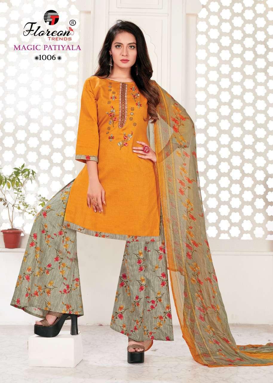 Floreon Trends Magic Patiyala Salwar Suit Wholesale Catalog 10 Pcs 11 - Floreon Trends Magic Patiyala Salwar Suit Wholesale Catalog 10 Pcs
