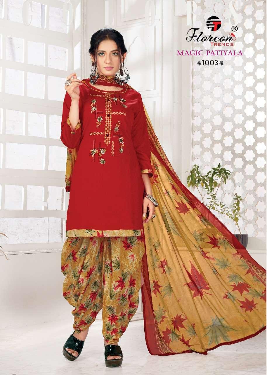 Floreon Trends Magic Patiyala Salwar Suit Wholesale Catalog 10 Pcs 5 - Floreon Trends Magic Patiyala Salwar Suit Wholesale Catalog 10 Pcs