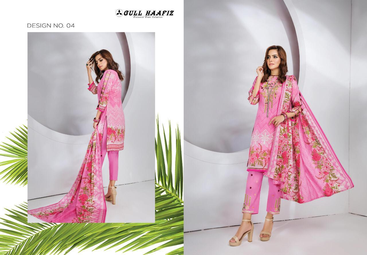 Gull Haafiz Salwar Suit Wholesale Catalog 10 Pcs 3 - Gull Haafiz Salwar Suit Wholesale Catalog 12 Pcs