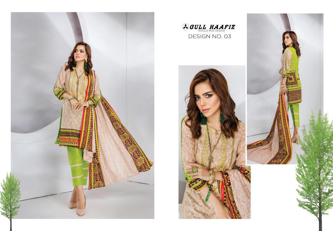Gull Haafiz Salwar Suit Wholesale Catalog 10 Pcs 4 - Gull Haafiz Salwar Suit Wholesale Catalog 12 Pcs