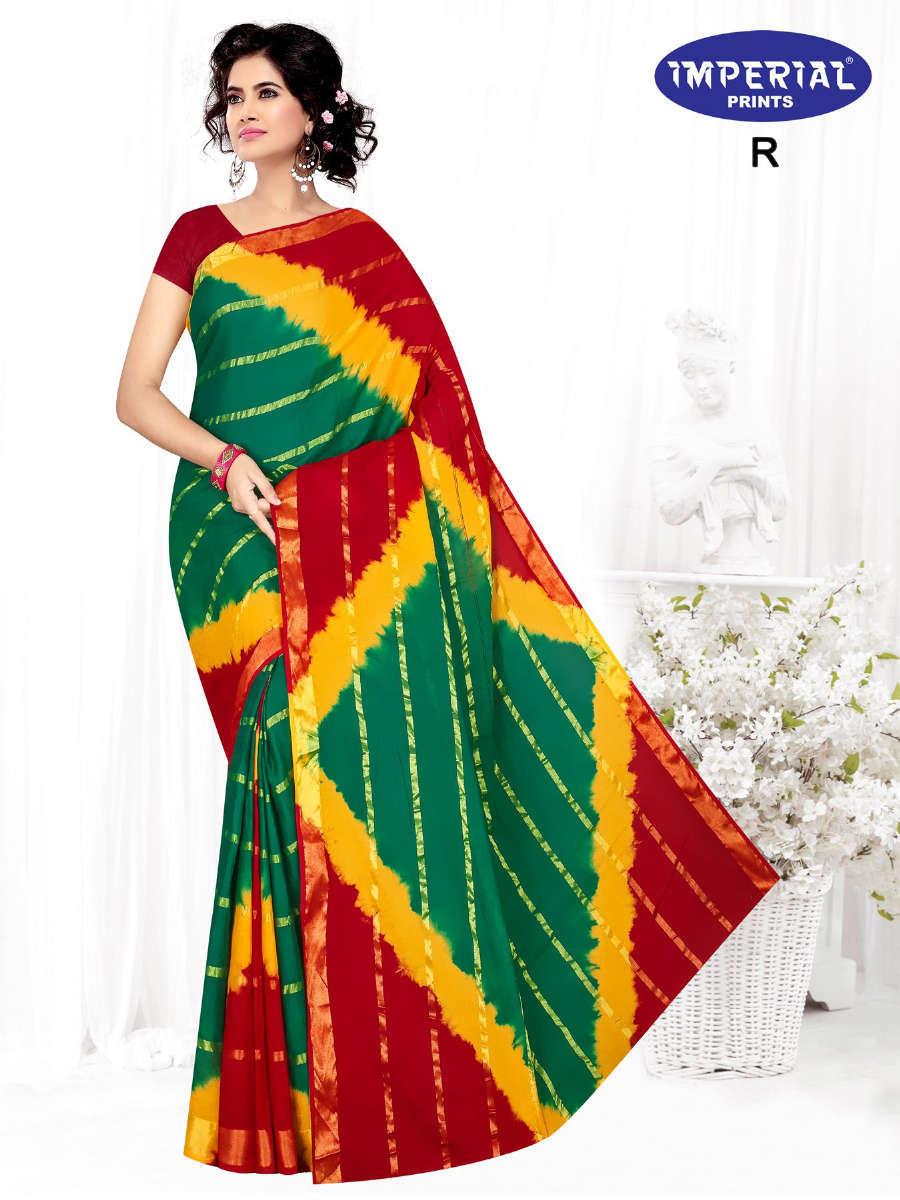 Imperial Hast Kala Saree Sari Wholesale Catalog 10 Pcs 10 - Imperial Hast Kala Saree Sari Wholesale Catalog 10 Pcs