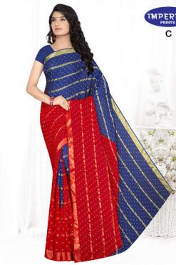 Imperial Hast Kala Saree Sari Wholesale Catalog 10 Pcs