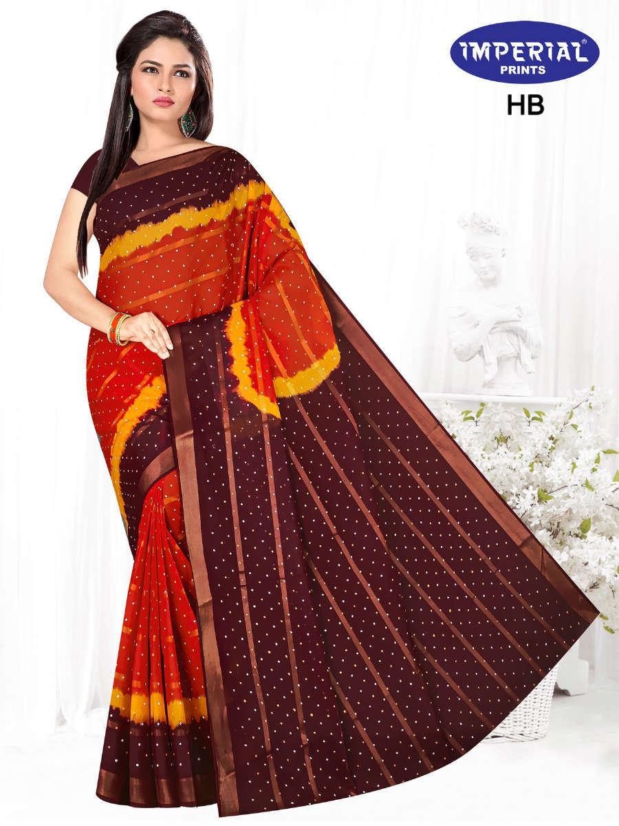 Imperial Hast Kala Saree Sari Wholesale Catalog 10 Pcs 6 - Imperial Hast Kala Saree Sari Wholesale Catalog 10 Pcs