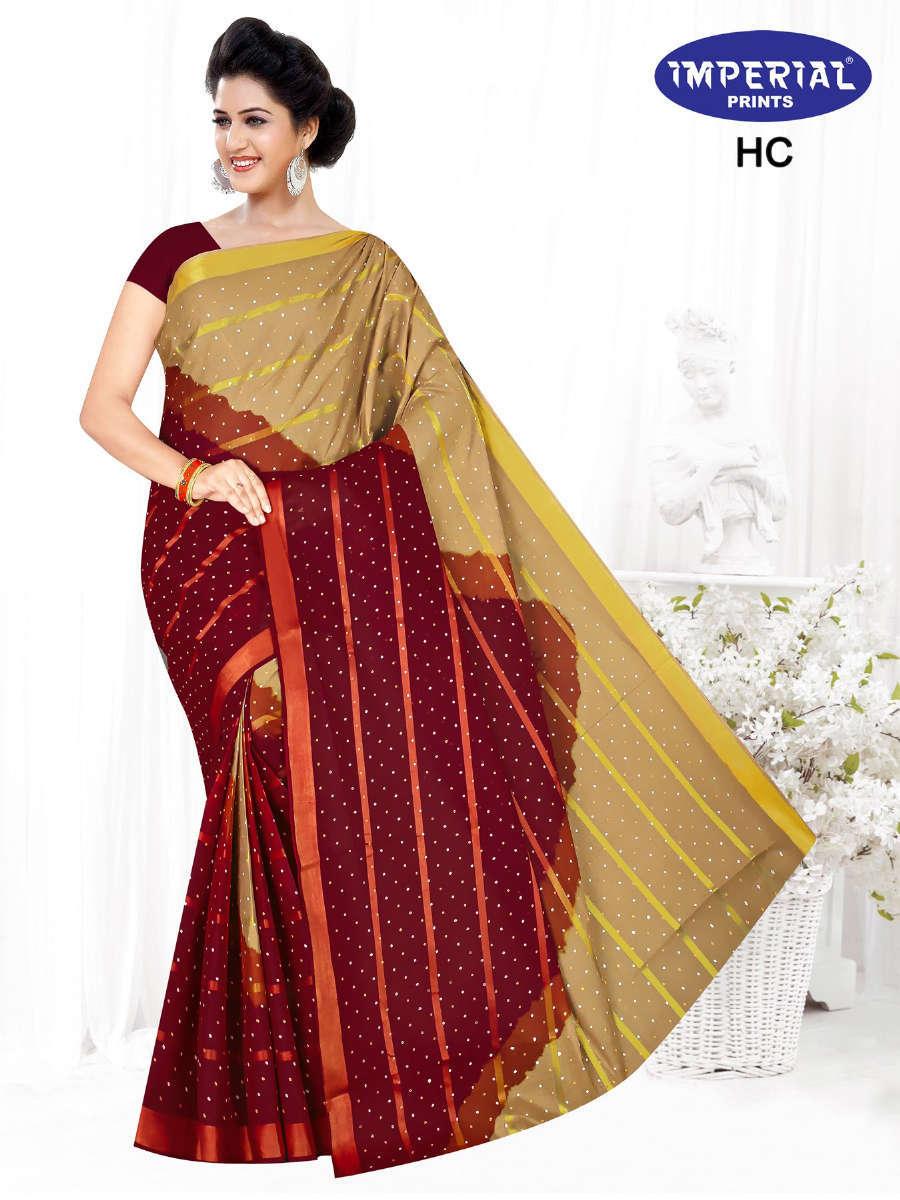 Imperial Hast Kala Saree Sari Wholesale Catalog 10 Pcs 7 - Imperial Hast Kala Saree Sari Wholesale Catalog 10 Pcs