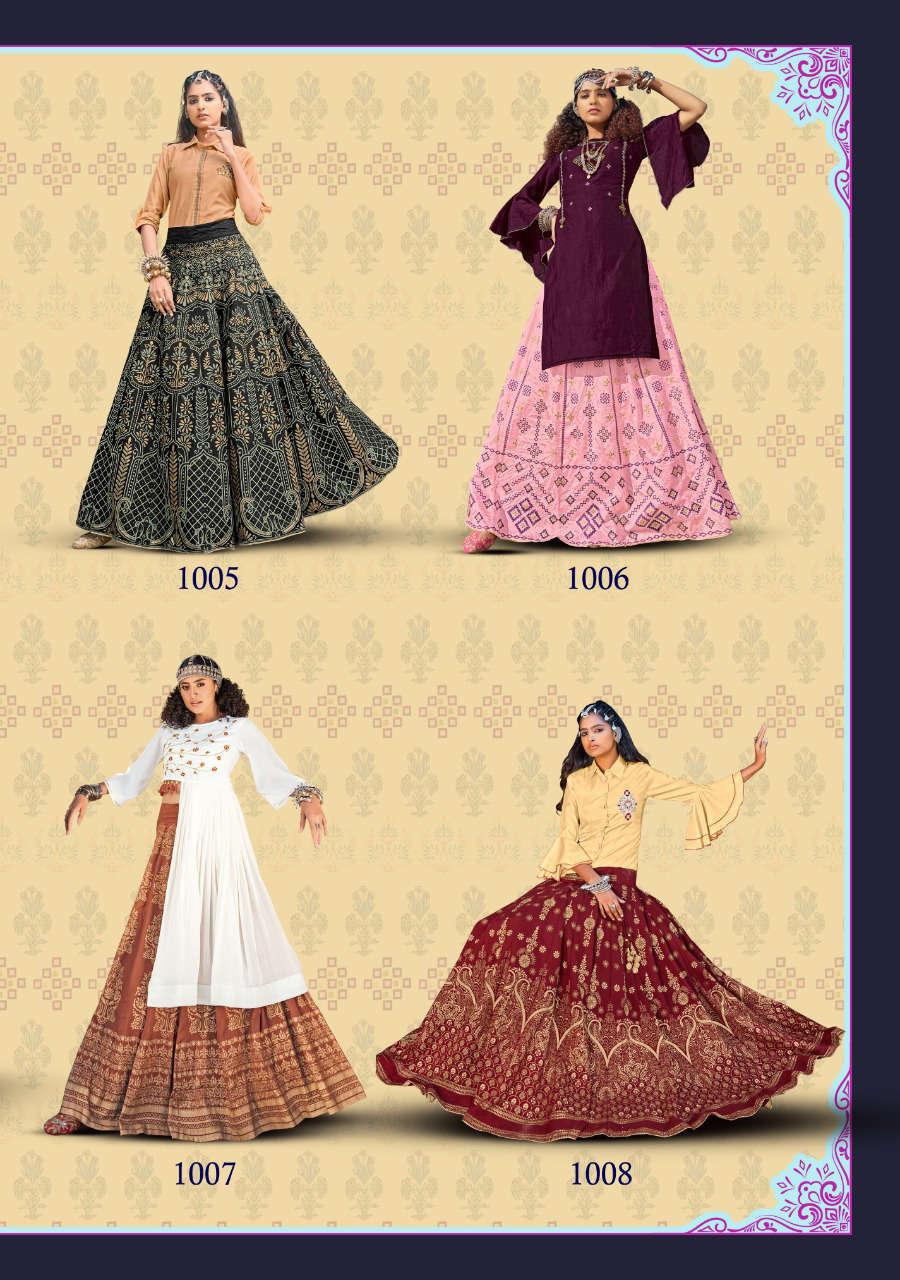 Kajal Style Fashion Fabulous Vol 1 Kurti with Skirt Wholesale Catalog 8 Pcs 15 - Kajal Style Fashion Fabulous Vol 1 Kurti with Skirt Wholesale Catalog 8 Pcs