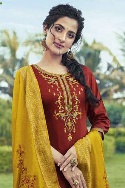 Kalarang Kitkat Vol 2 by Kessi Salwar Suit Wholesale Catalog 4 Pcs