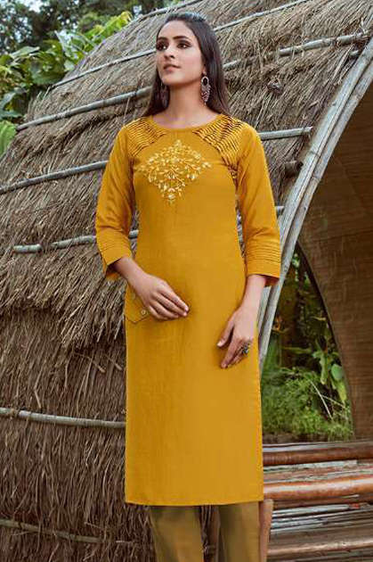 Kalaroop Octavia Vol 3 by Kajree Kurti Wholesale Catalog 6 Pcs - Kalaroop Octavia Vol 3 by Kajree Kurti Wholesale Catalog 6 Pcs
