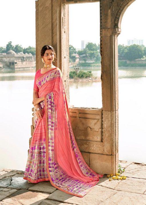 Kashvi Fiza by Lt Fabrics Saree Sari Wholesale Catalog 10 Pcs 14 510x714 - Kashvi Fiza by Lt Fabrics Saree Sari Wholesale Catalog 10 Pcs