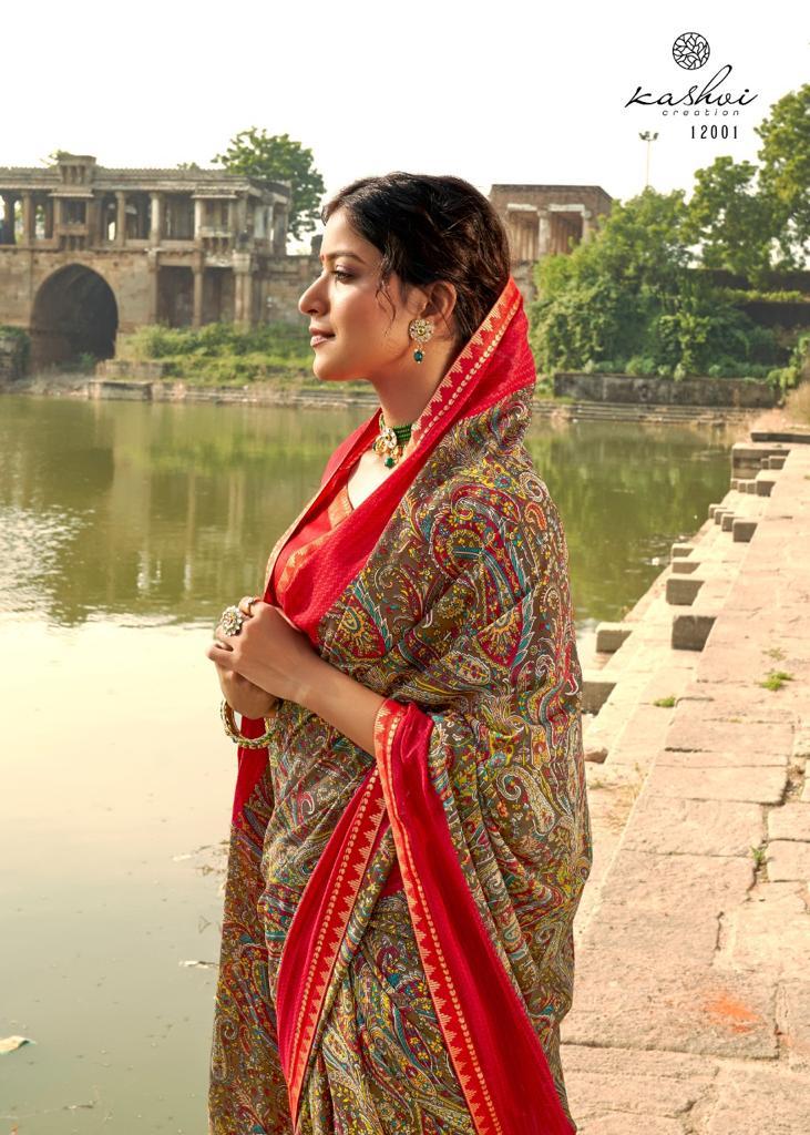 Kashvi Fiza by Lt Fabrics Saree Sari Wholesale Catalog 10 Pcs 2 - Kashvi Fiza by Lt Fabrics Saree Sari Wholesale Catalog 10 Pcs