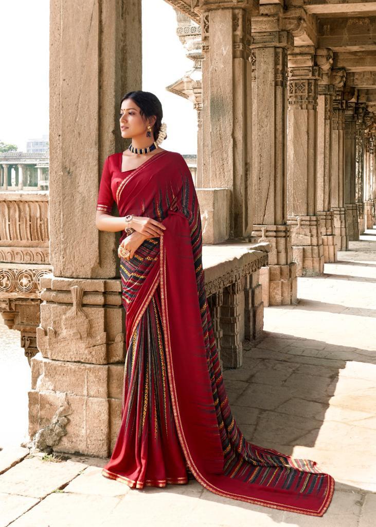 Kashvi Fiza by Lt Fabrics Saree Sari Wholesale Catalog 10 Pcs 21 - Kashvi Fiza by Lt Fabrics Saree Sari Wholesale Catalog 10 Pcs