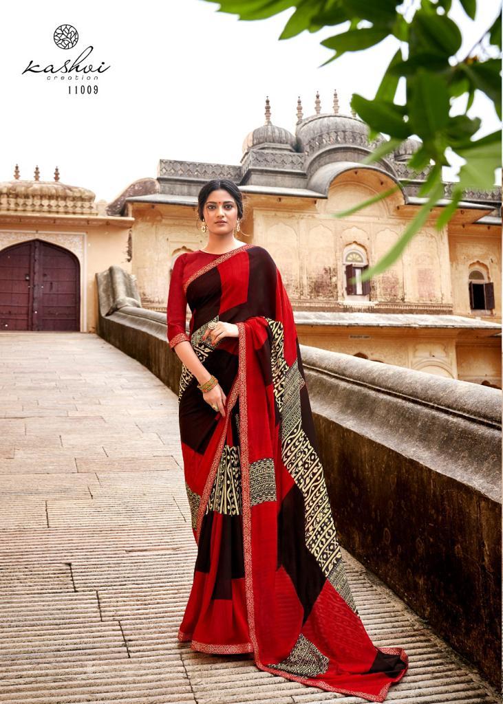 Kashvi Fiza by Lt Fabrics Saree Sari Wholesale Catalog 10 Pcs 22 - Kashvi Fiza by Lt Fabrics Saree Sari Wholesale Catalog 10 Pcs