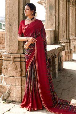 Kashvi Fiza by Lt Fabrics Saree Sari Wholesale Catalog 10 Pcs