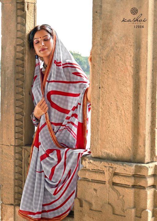 Kashvi Fiza by Lt Fabrics Saree Sari Wholesale Catalog 10 Pcs 4 510x714 - Kashvi Fiza by Lt Fabrics Saree Sari Wholesale Catalog 10 Pcs