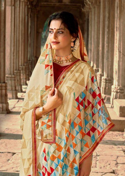 Kashvi Fiza by Lt Fabrics Saree Sari Wholesale Catalog 10 Pcs 7 510x714 - Kashvi Fiza by Lt Fabrics Saree Sari Wholesale Catalog 10 Pcs