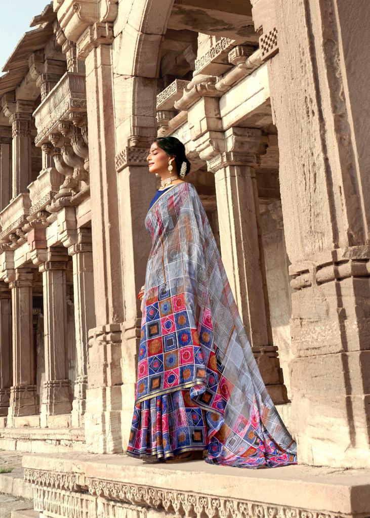 Kashvi Fiza by Lt Fabrics Saree Sari Wholesale Catalog 10 Pcs 9 - Kashvi Fiza by Lt Fabrics Saree Sari Wholesale Catalog 10 Pcs