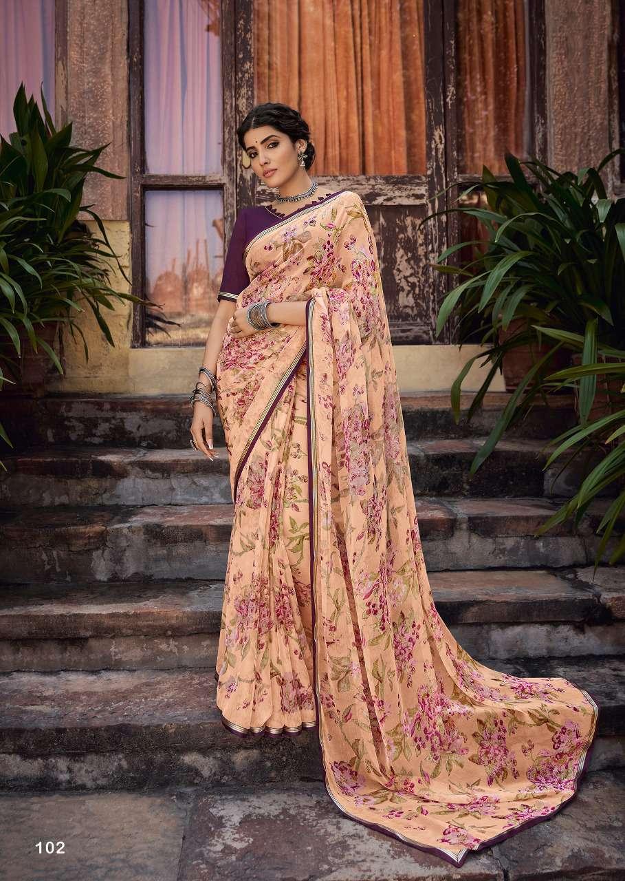 Kashvi Innayat Vol 2 by Lt Fabrics Saree Sari Wholesale Catalog 10 Pcs 10 - Kashvi Innayat Vol 2 by Lt Fabrics Saree Sari Wholesale Catalog 10 Pcs