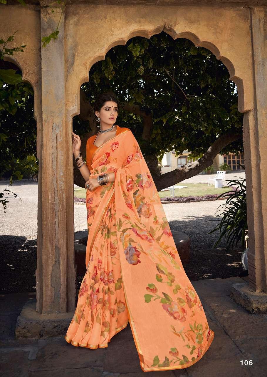 Kashvi Innayat Vol 2 by Lt Fabrics Saree Sari Wholesale Catalog 10 Pcs 17 - Kashvi Innayat Vol 2 by Lt Fabrics Saree Sari Wholesale Catalog 10 Pcs