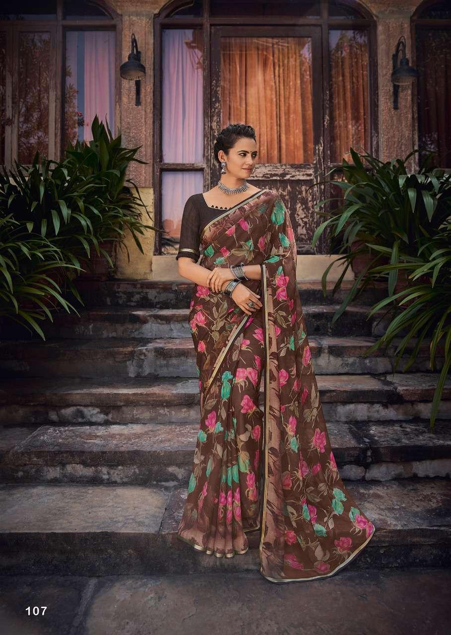 Kashvi Innayat Vol 2 by Lt Fabrics Saree Sari Wholesale Catalog 10 Pcs 19 - Kashvi Innayat Vol 2 by Lt Fabrics Saree Sari Wholesale Catalog 10 Pcs