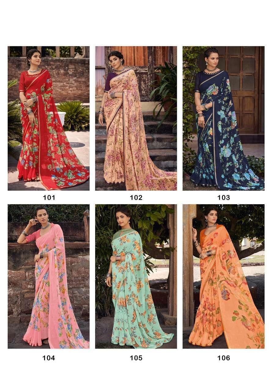 Kashvi Innayat Vol 2 by Lt Fabrics Saree Sari Wholesale Catalog 10 Pcs 23 - Kashvi Innayat Vol 2 by Lt Fabrics Saree Sari Wholesale Catalog 10 Pcs