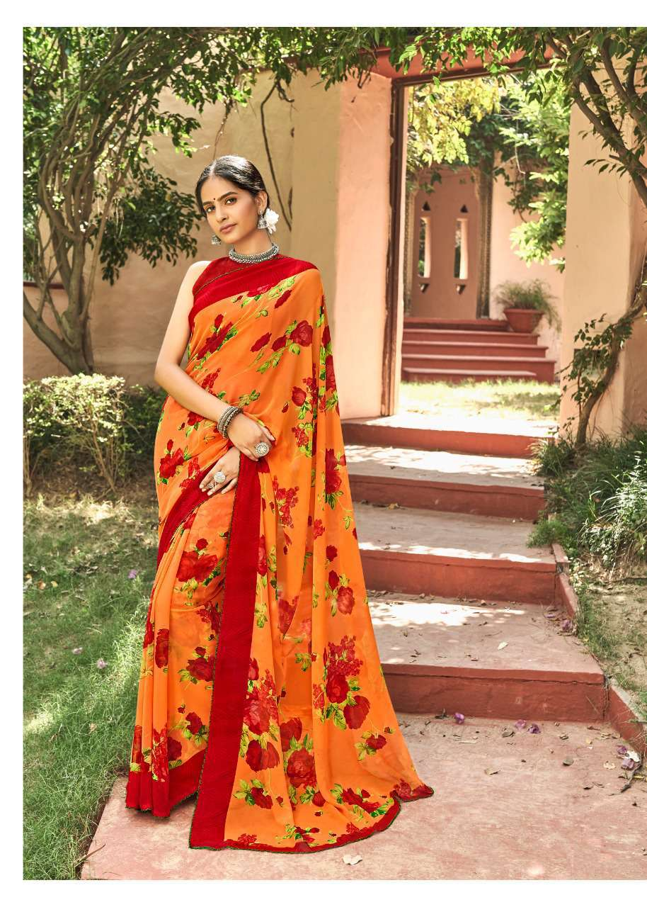 Kashvi Rang by Lt Fabrics Saree Sari Wholesale Catalog 10 Pcs 13 - Kashvi Rang by Lt Fabrics Saree Sari Wholesale Catalog 10 Pcs