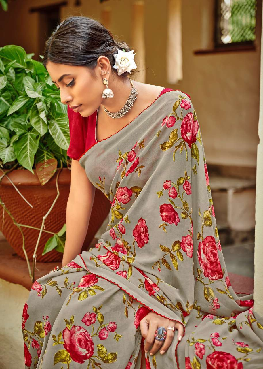Kashvi Rang by Lt Fabrics Saree Sari Wholesale Catalog 10 Pcs 15 - Kashvi Rang by Lt Fabrics Saree Sari Wholesale Catalog 10 Pcs