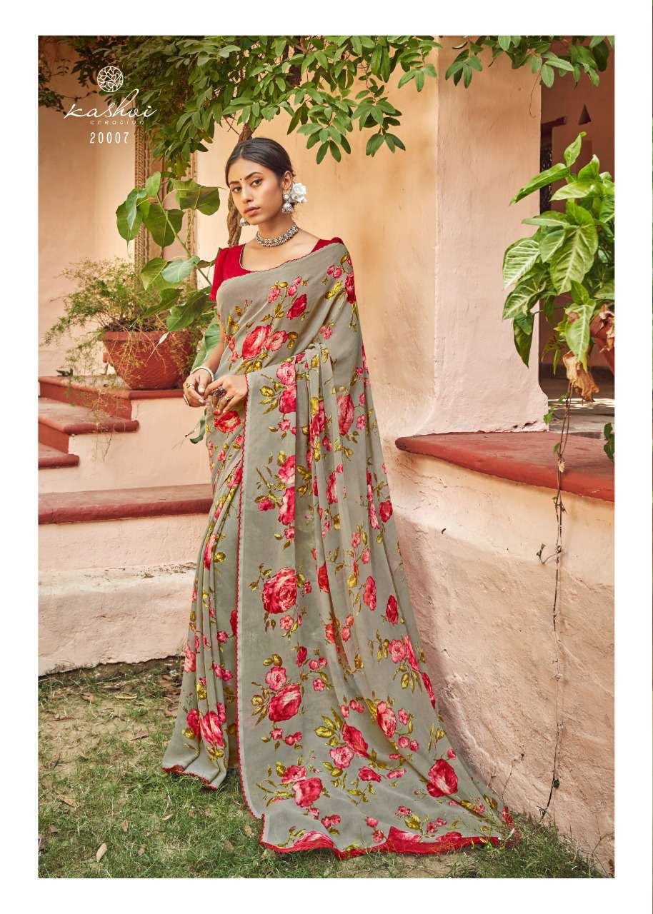 Kashvi Rang by Lt Fabrics Saree Sari Wholesale Catalog 10 Pcs 18 - Kashvi Rang by Lt Fabrics Saree Sari Wholesale Catalog 10 Pcs