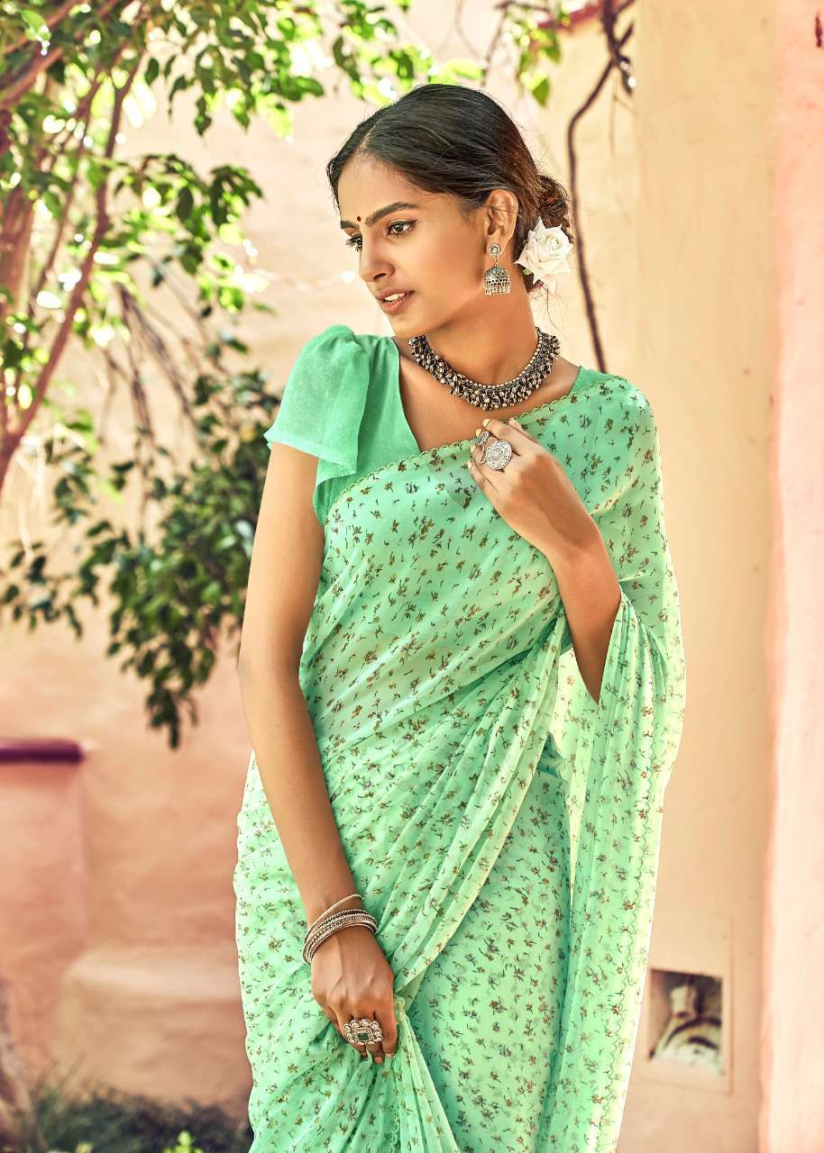 Kashvi Rang by Lt Fabrics Saree Sari Wholesale Catalog 10 Pcs 24 - Kashvi Rang by Lt Fabrics Saree Sari Wholesale Catalog 10 Pcs