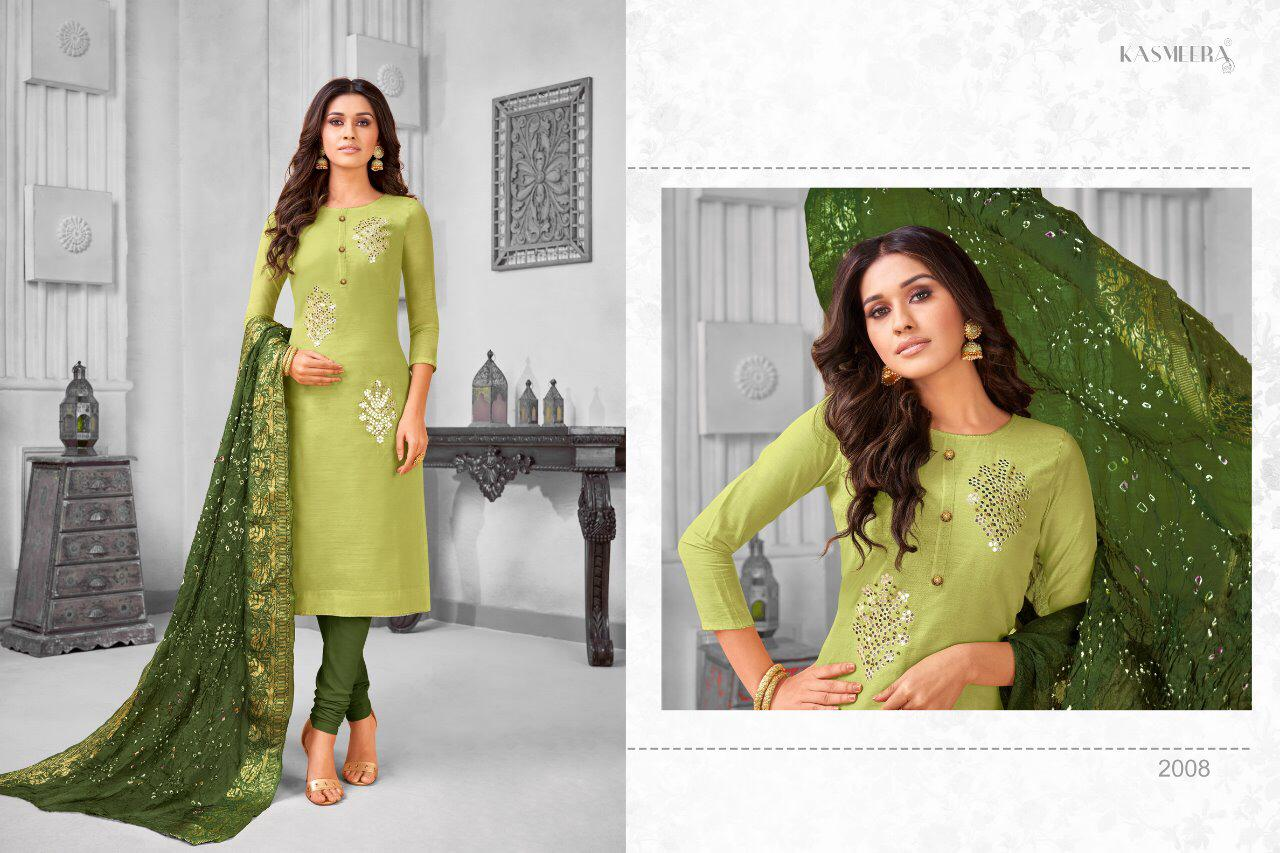 Kayce Kasmeera Satrangi Salwar Suit Wholesale Catalog 9 Pcs 10 - Kayce Kasmeera Satrangi Salwar Suit Wholesale Catalog 9 Pcs