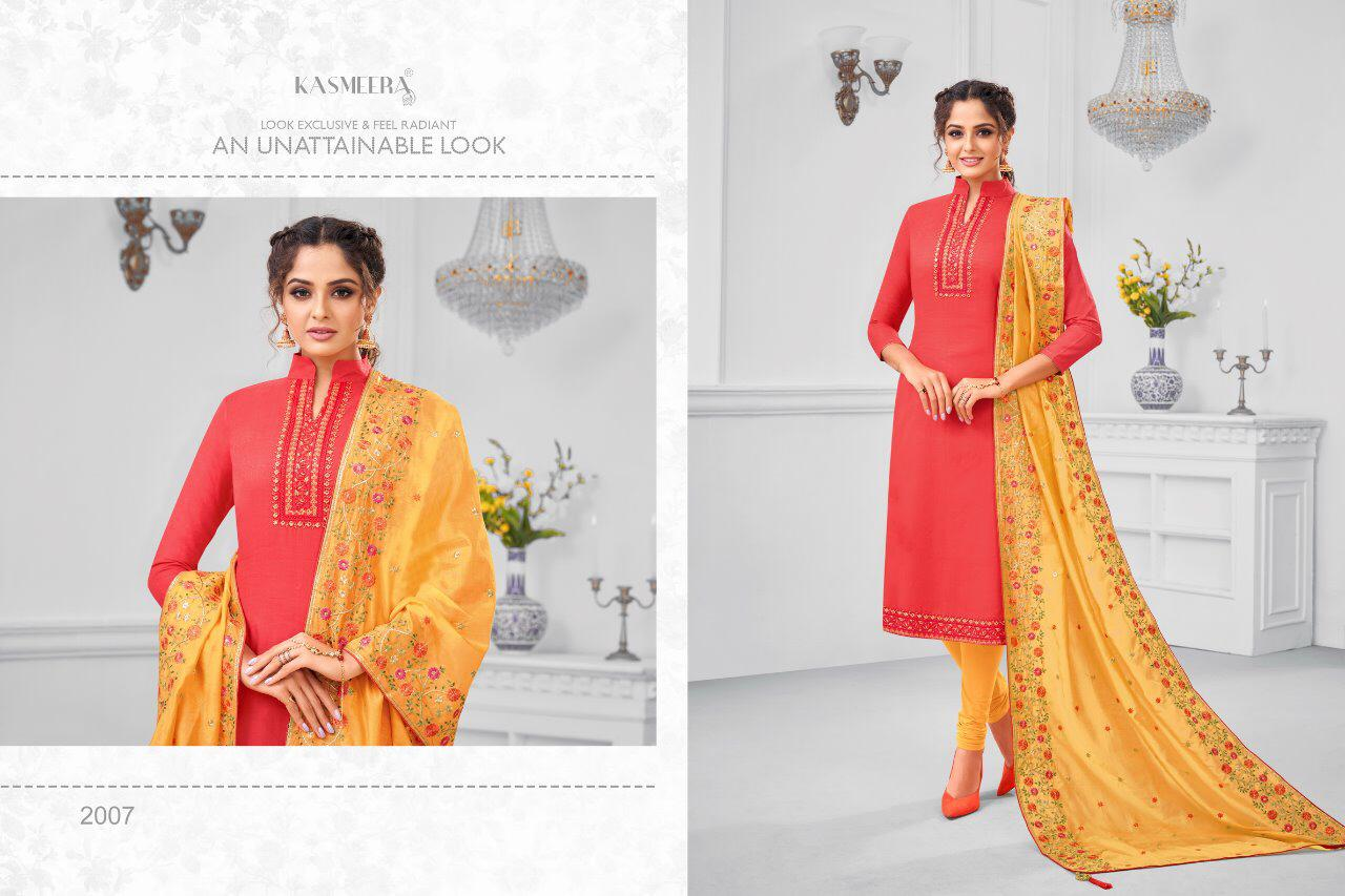 Kayce Kasmeera Satrangi Salwar Suit Wholesale Catalog 9 Pcs 7 - Kayce Kasmeera Satrangi Salwar Suit Wholesale Catalog 9 Pcs
