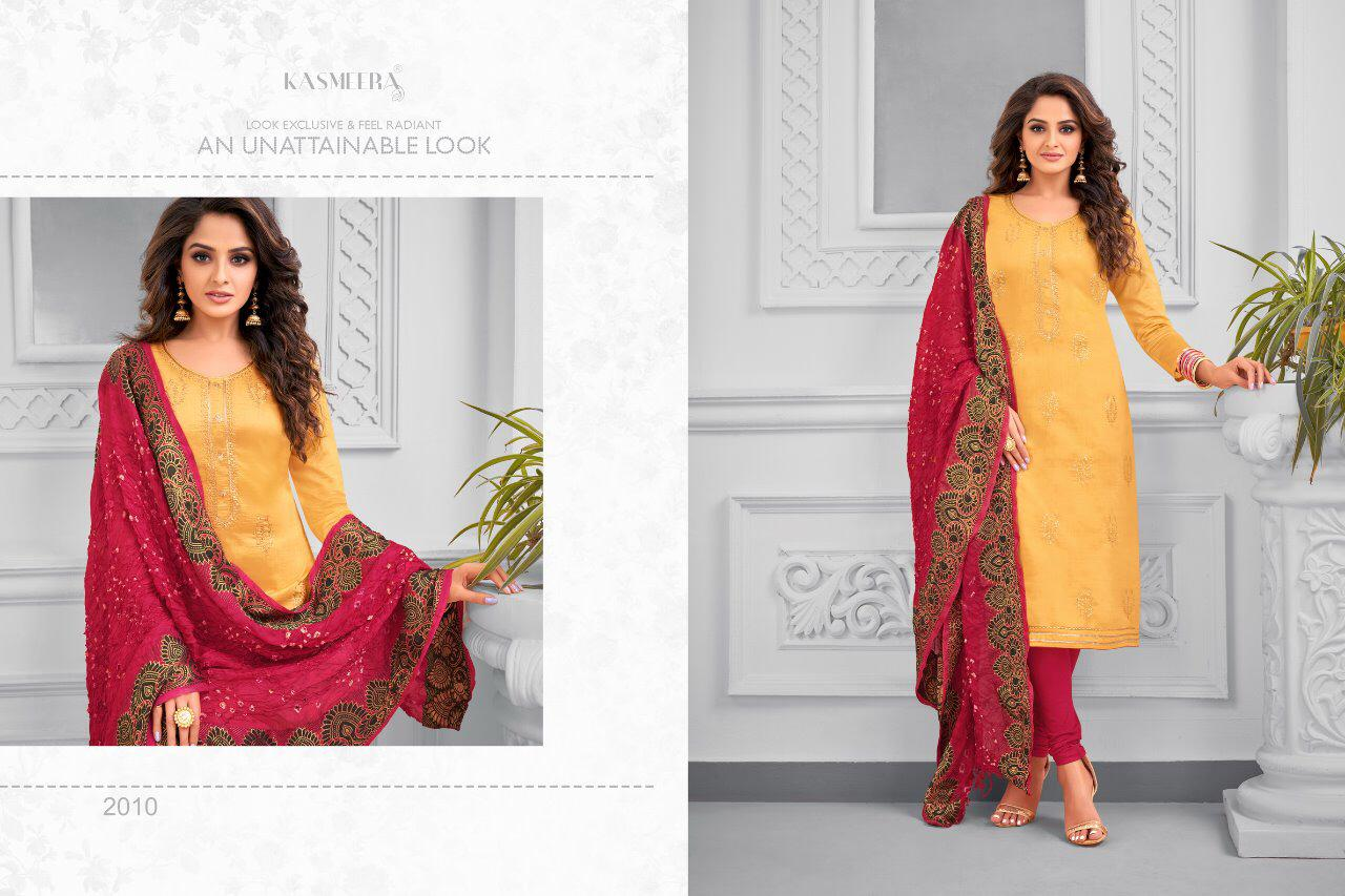 Kayce Kasmeera Satrangi Salwar Suit Wholesale Catalog 9 Pcs 9 - Kayce Kasmeera Satrangi Salwar Suit Wholesale Catalog 9 Pcs
