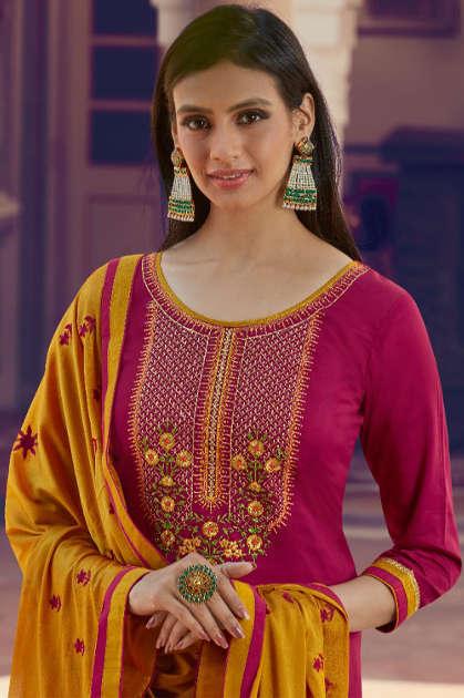 Kessi Patrani Salwar Suit Wholesale Catalog 8 Pcs