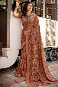 Lt Fabrics Moksha Saree Sari Wholesale Catalog 10 Pcs