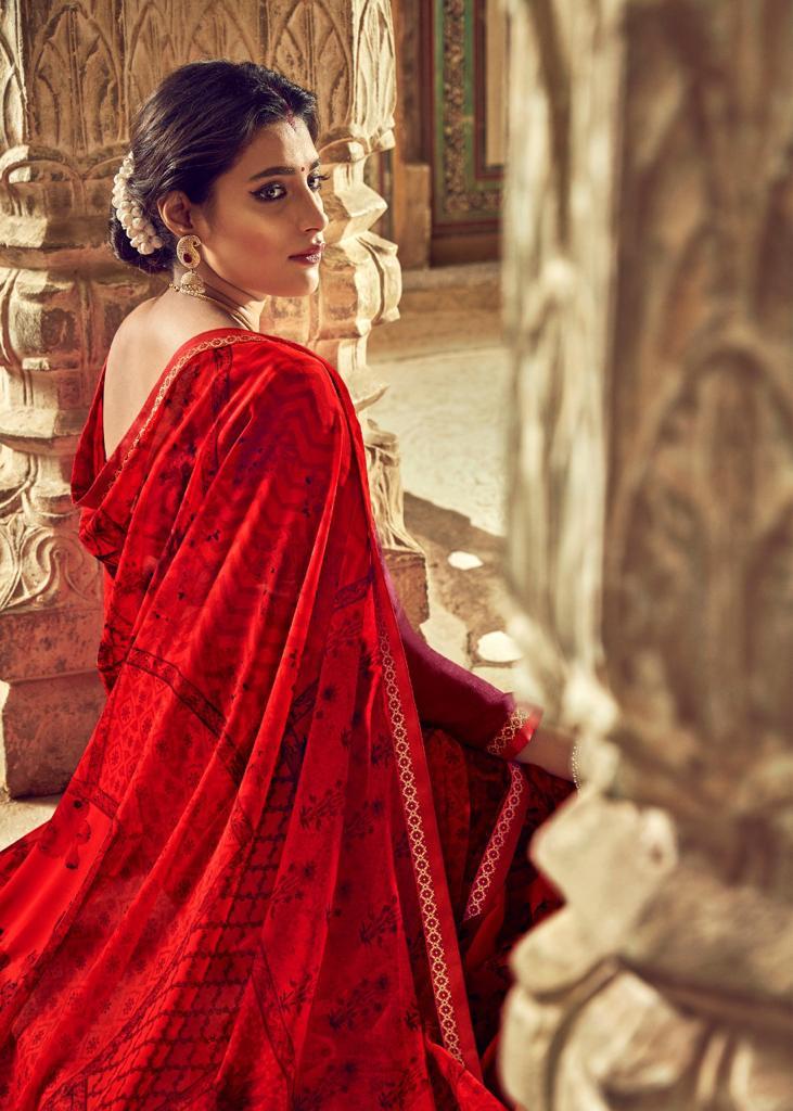 Lt Fabrics Zubaida Saree Sari Wholesale Catalog 10 Pcs 10 - Lt Fabrics Zubaida Saree Sari Wholesale Catalog 10 Pcs