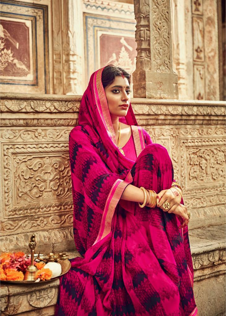 Lt Fabrics Zubaida Saree Sari Wholesale Catalog 10 Pcs 2 - Lt Fabrics Zubaida Saree Sari Wholesale Catalog 10 Pcs