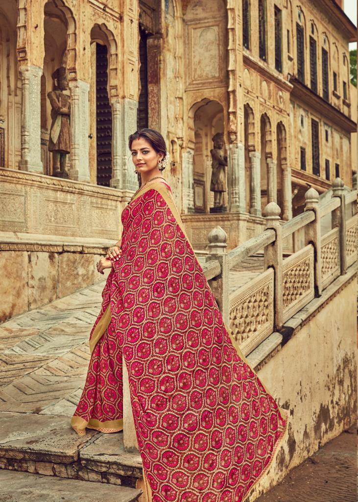 Lt Fabrics Zubaida Saree Sari Wholesale Catalog 10 Pcs 5 - Lt Fabrics Zubaida Saree Sari Wholesale Catalog 10 Pcs