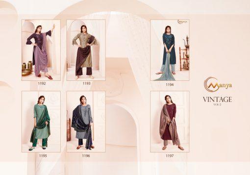 Manya Vintage Vol 2 Readymade Salwar Suit Wholesale Catalog 6 Pcs 7 510x357 - Manya Vintage Vol 2 Readymade Salwar Suit Wholesale Catalog 6 Pcs