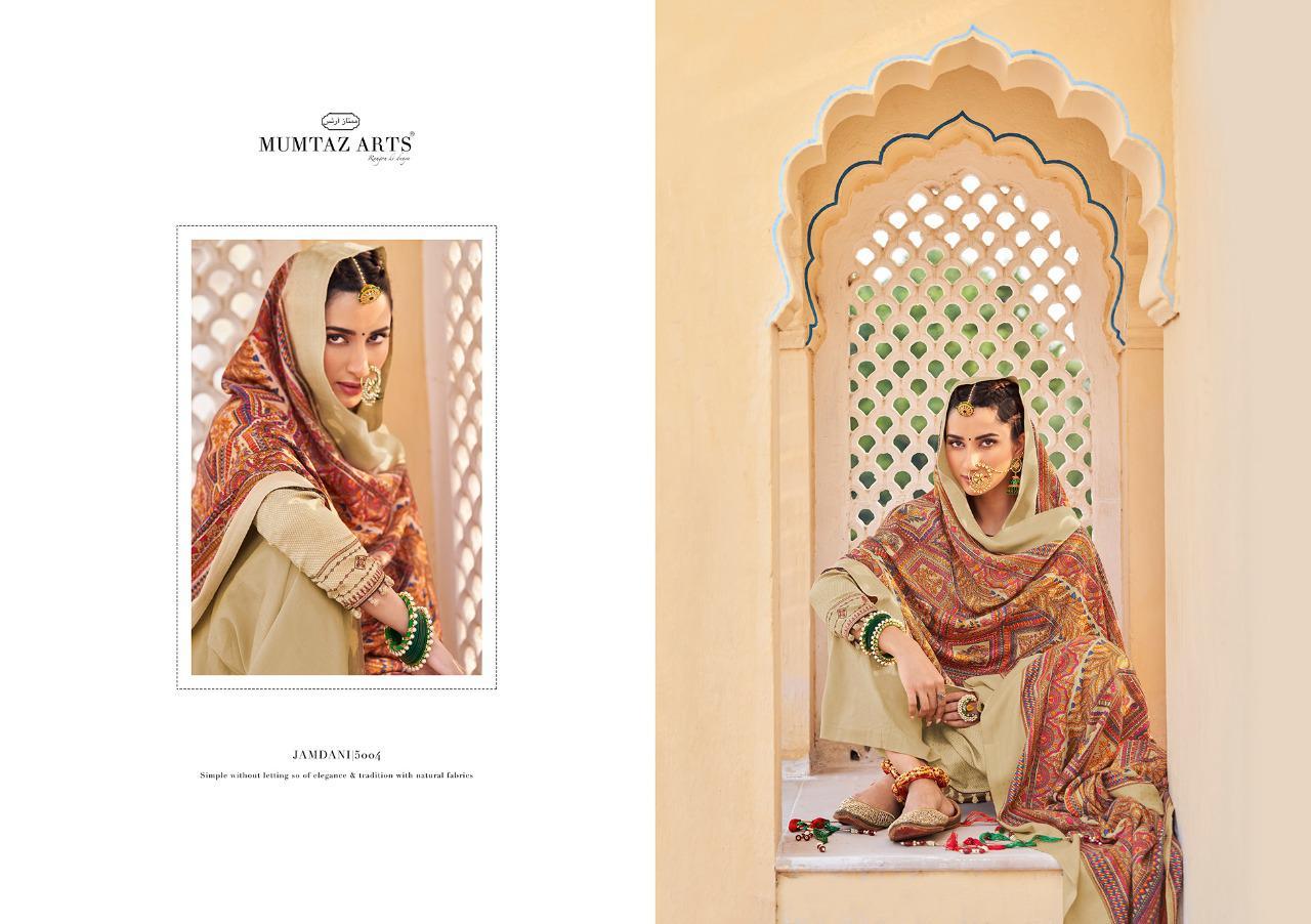 Mumtaz Arts Jamdani Pashmina Salwar Suit Wholesale Catalog 10 Pcs 12 - Mumtaz Arts Jamdani Pashmina Salwar Suit Wholesale Catalog 10 Pcs