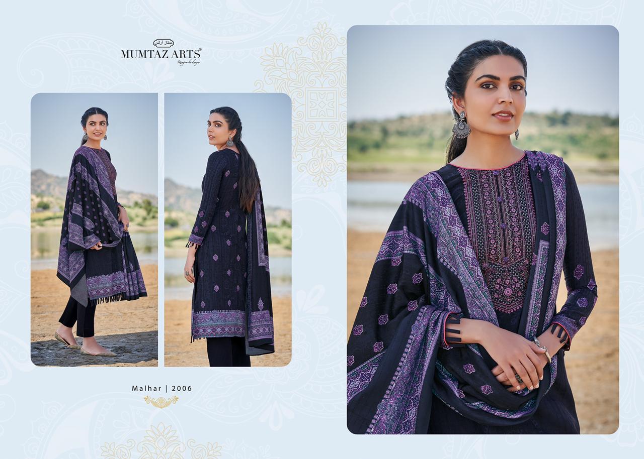 Mumtaz Arts Malhar Pashmina Salwar Suit Wholesale Catalog 8 Pcs 5 - Mumtaz Arts Malhar Pashmina Salwar Suit Wholesale Catalog 8 Pcs