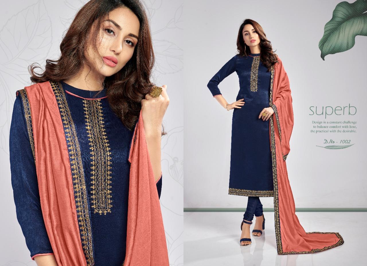 Peacock Salwar Suit Wholesale Catalog 8 Pcs 7 - Peacock Salwar Suit Wholesale Catalog 8 Pcs